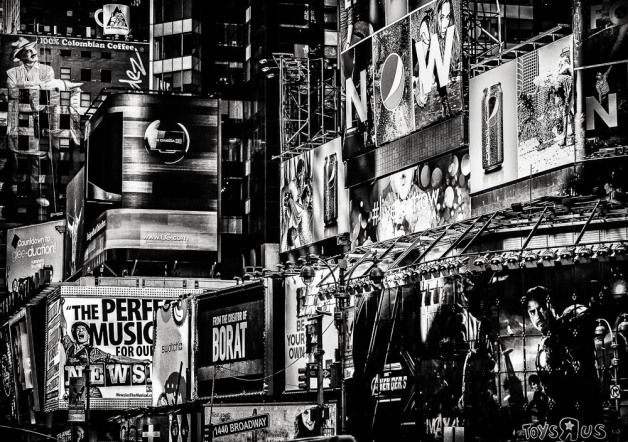 Image of Times Square, NYC
